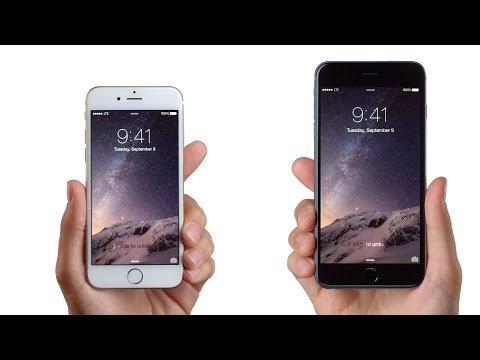 Apple – iPhone 6 and iPhone 6 Plus – TV Ad – Duo