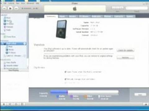 Apple iTunes Instructions & Help : How to Sync Your iPod to iTunes