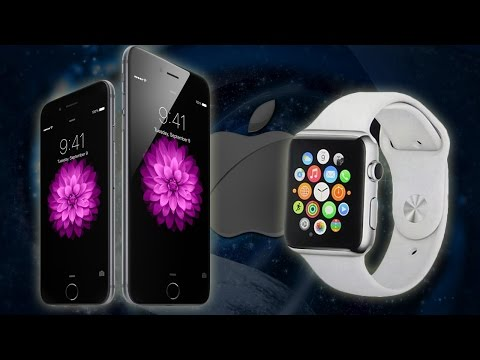 iPhone, iWatch, I WANT!