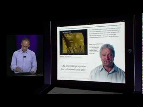 Official Apple iBooks 2 official demo by Apple