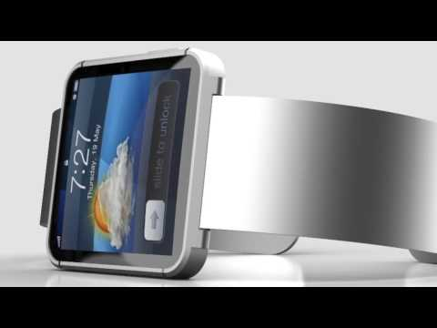 Apple iWatch Concept: What the Apple iWatch Could Look Like
