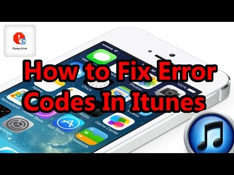 How to Fix Error code 3194 ,1600 , 21 , 1 on Itunes and Restore / Update to New IOS 7 / 8 [HD]