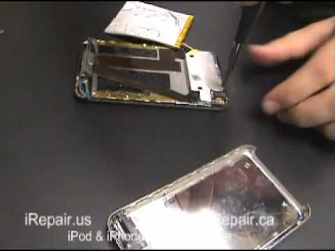Apple iPod Touch Disassembly – Fix your broken iPod Touch