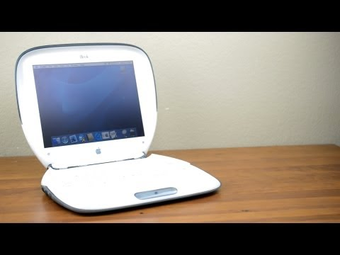 Review: iBook G3 Clamshell