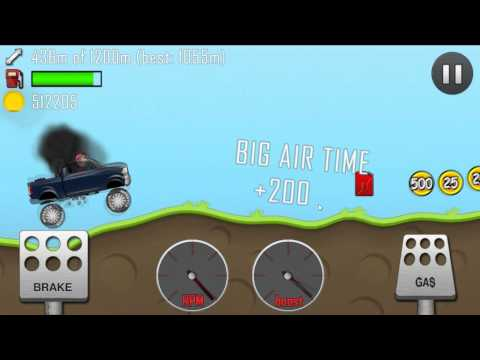 Hill Climb Racing – Diesel power in upcoming 1.8.0