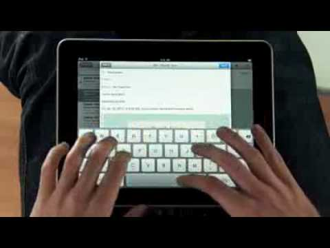 """ apple Ipad Demo""  Apple – iPad – Introducing the iPad"
