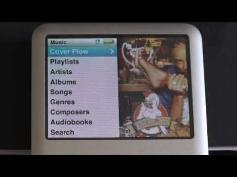 Geekanoids Apple iPod Classic Review (+ unboxing)