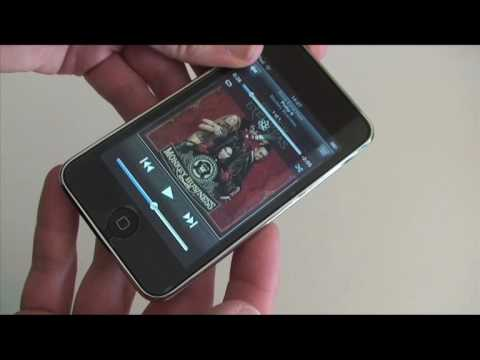 iPod touch 2nd Gen Review (2G)