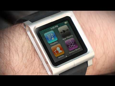 iWatch – LunaTik Unboxing & Review