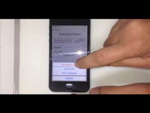 How to Pass the iCloud Activation Screen in IHDI remove apple id from iphone
