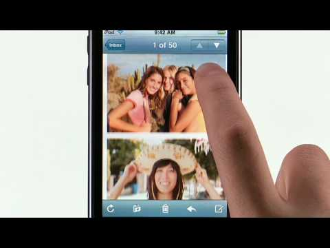Apple New iPod Touch 2nd Generation Guided Tour and New Features. 2008