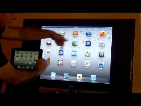 Apple TV and IPad airplay mirroring WITHOUT an internet connection-simple unknown tricks and tips