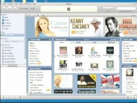 Apple iTunes Instructions & Help : How to Buy Songs From the iTunes Store