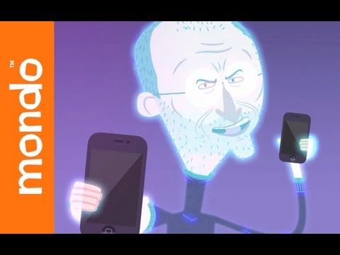Steve Jobs: Resurrection (iPhone 5 Parody)