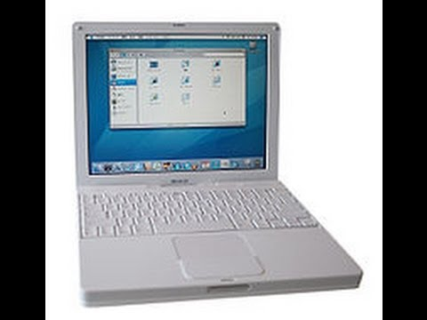 Apple iBook G4 AirPort Problems