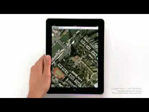 Apple iPad – Demo Video