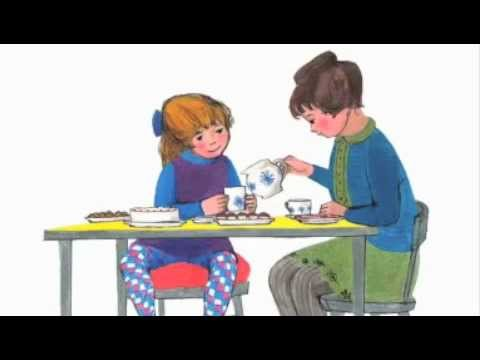 The Tiger Who Came to Tea – iBooks Author Animation Teaser