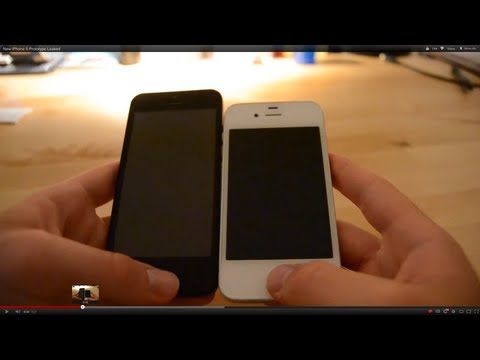 iPhone 5 – iPhone 5: Leaked Video + Official Release Date September 12 [Apple iPhone 5 2012 HD]