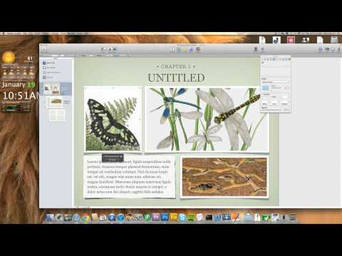 iBook Author Review Apple Education – Publish Books for FREE iPad and Mac HermidaTech
