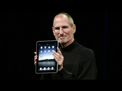 Steve Jobs introduces Original iPad – Apple Special Event (2010)