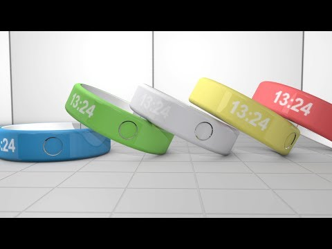 Apple iBand concept exclusive 3D render: Is this the new Apple iWatch?
