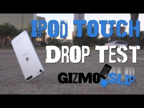 Drop Test: iPod Touch (5th Generation)