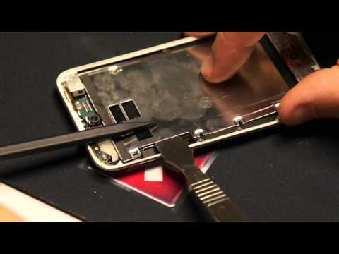 iPod Touch 4th Generation Screen Replacement Tutorial by PHONEDOCTORS.com