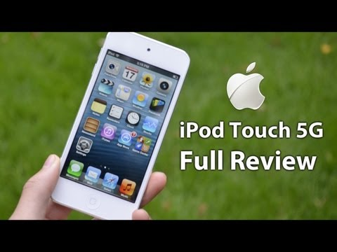 Apple iPod Touch 5G – Full Review