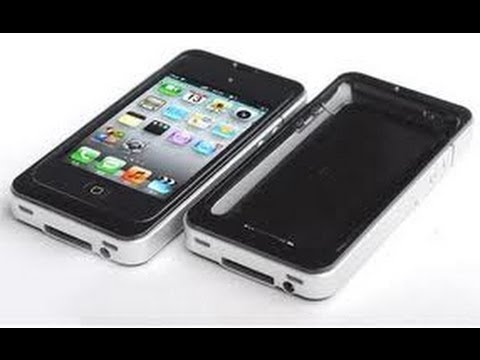 How To Turn Your ipod touch 4g into an iphone!!