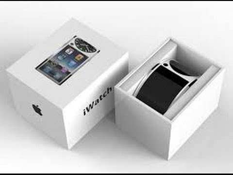 Apple iWatch Unboxing & Review Official 2014 [Original]