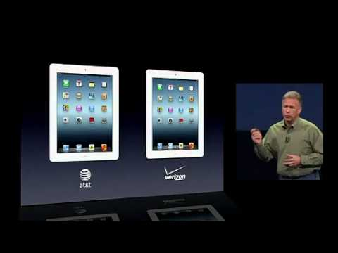 Apple Special Event March 7 2012 iPad 3 the new ipad Full Apple Keynote March 2012 (FULL)