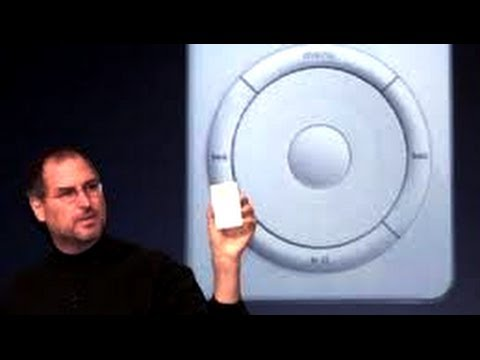 Steve Jobs introduces Original iPod – Apple Special Event (2001)