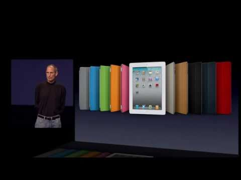 Apple iPad 2 Keynote, Special Event, March 2011