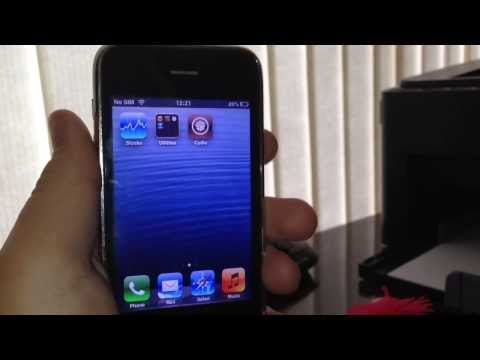 How To Jailbreak iOS 6.1.6-UNTETHRED iPhone 3GS, iPod Touch 4