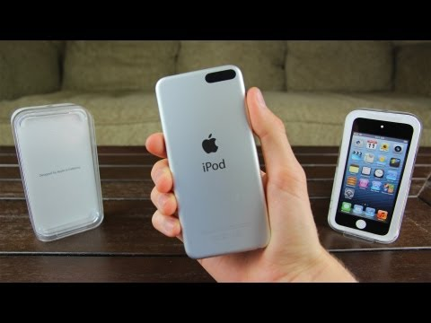 NEW 5th Generation iPod Touch 5G 16GB: in-depth Unboxing