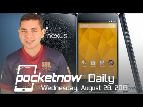 Apple iWatch price range, Nexus 4 for $199, WP8 to merge with Windows RT & more – Pocketnow Daily