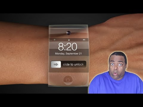 Apple Smart Watch?! [iWatch]