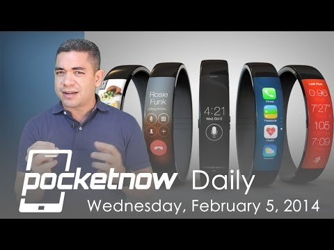 iPhone 5c catches fire, iWatch sleep tech, HTC M8 leaked photos & more – Pocketnow Daily