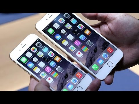 iPhone 6 And 6 Plus | Hands On