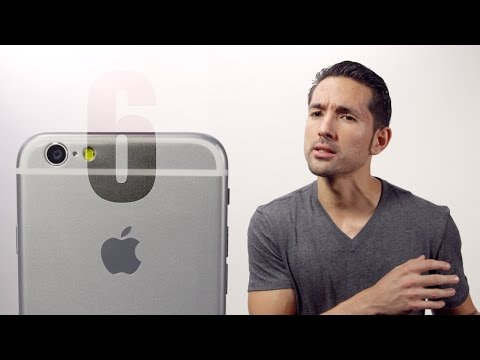 Meet the iPhone 6 (Parody)