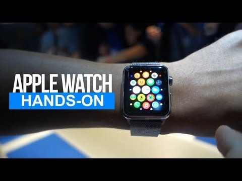 Apple iWatch – Features & Trailer HD – First Look & Hands-On
