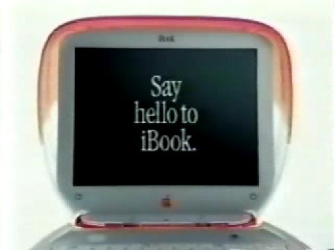 iBook Commercial – iMac To Go