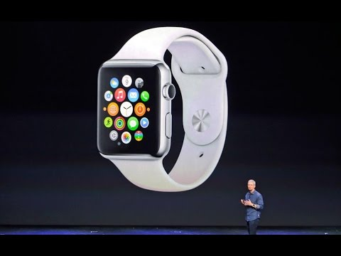 Apple iWatch – Apple Watch in Action | Presentation & Features by Apple | HD