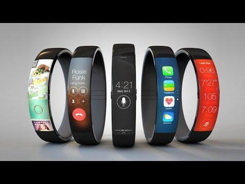 iWatch New Concept 2014 Video Animation – The Best Apple Smartwatch Ever