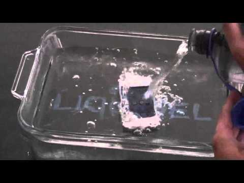 Apple iPhone 4S Water Test With Liquipel Review – NO CASE
