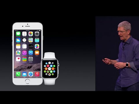 Apple Keynote: iPhone 6 & Apple Watch (September 2014 Special Event – HD – CC)