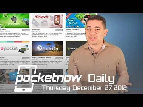 Apple-Intel iWatch Rumors, Toshiba Lytro Smartphone, Windows RT on the HD2 & More – Pocketnow Daily