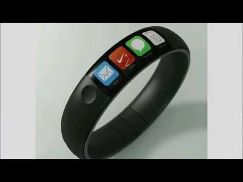Apple iWatch 2014 Concept Video – Nike FuelBand Inspired