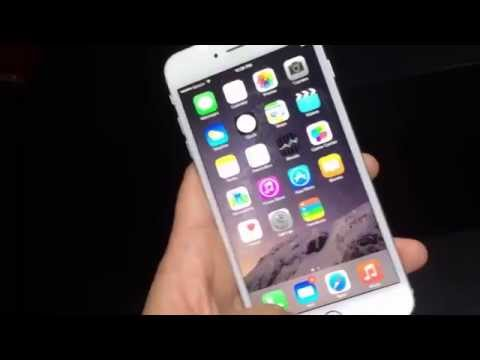 First look Apple Pay on the new iPhone 6   Testing Reachability