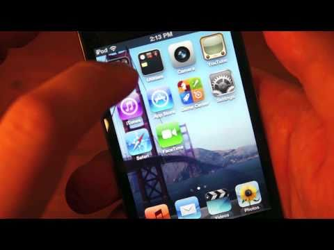 PCMag: Apple iPod Touch, iPod Nano, & iPod Shuffle Video Review